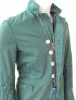 Vic-Torian frac cut jacket