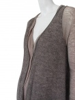 Nicolas & Mark Double Cardigan