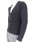 Nicolas & Mark Perspective Cardigan