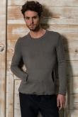 Nicolas & Mark Doubled Crew Neck Sweater