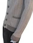 Nicolas & Mark Cable-knit Cardigan