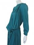 Volod'ja Long Pleated Dress