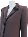 Volod'ja Overcoat with Martingale