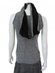 Nicolas & Mark Tank top with scarf
