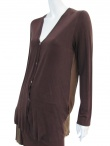 Nicolas & Mark Cardigan with pleats