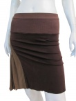 Nicolas & Mark Skirt with Pleats