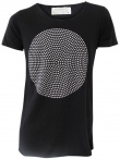 JAMES 0706 T-Shirt with Circular Pattern