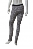 Nicolas & Mark Cable-knit print Leggings