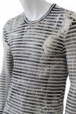 Nicolas & Mark T-Shirt M/L rigata