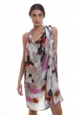 Nicolas & Mark Printed Dress