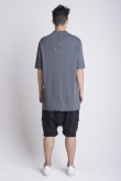 JAMES 0706 Corean Neck t-shirt