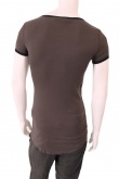 Nicolas & Mark T-shirt with button m/m