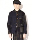 Marc Point Jacket patchwork