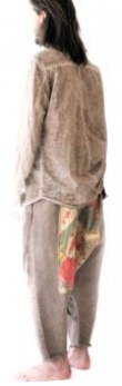 Marc Point Pant over C/basso Stampa