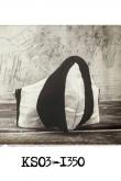 Marc Point TAILOR MASK BLACK/WHITE