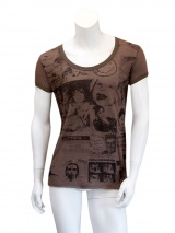 Angelos-Frentzos T-Shirt scollo