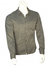 Nicolò Ceschi Berrini Shirt in silk with breast-pocket