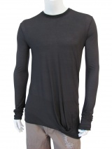 Nicolas & Mark T-Shirt Girocollo M/L con punta