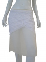 Jennifer Sindon Asymmetric skirt