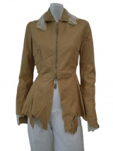 Jennifer Sindon Jacket with Zipper