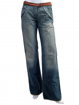 Angelos-Frentzos Denim pant with pocket