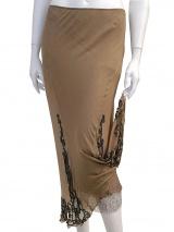 Angelos-Frentzos Silk skirt