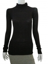 Jan & Carlos Jumper with ribbed high neck