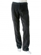 Jan & Carlos Pant.with low waist -thread pockets