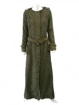 Norio Nakanishi Jaquard coat