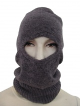 Rick Owens Balaclava with peak