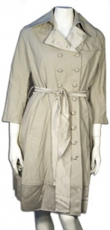Angelos-Frentzos Double-breasted trench