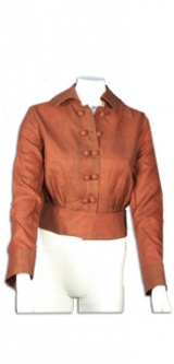 Angelos-Frentzos Bomber jacket with satin bottom