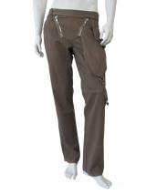 Nicolas & Mark Pantalone doppia zip