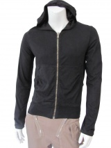Nicolas & Mark Sweater with hood