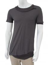 Nicolas & Mark T-Shirt asimmetrica
