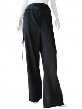 Angelos-Frentzos Pants with sash