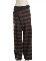 Angelos-Frentzos Pant with crossed waistband