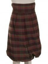 Angelos-Frentzos Skirt with pleats