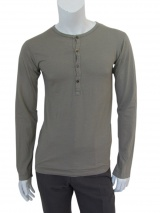 Nicolò Ceschi Berrini Henley T-Shirt