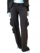 Norio Nakanishi Large Pant with side pockets