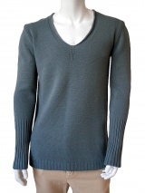 Nicolas & Mark V-neck sweater