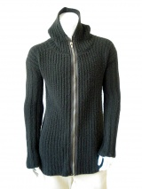 Nicolas & Mark Cardigan with zipper