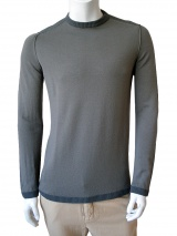 Nicolas & Mark Pullover with inset on shoulder