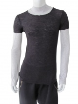 Nicolas & Mark T-Shirt Mock-neck
