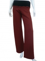 Jennifer Sindon Pantalone con coulisse stampato