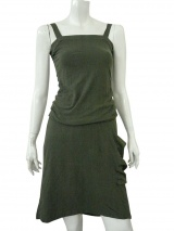 Alberto Incanuti Dress with shoulderstraps