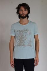 Alberto Incanuti T-shirt m/m in contrasto