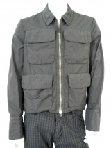 Alberto Incanuti Jacket with pockets on the front
