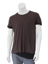 Nicolas & Mark T-Shirt assimetrica