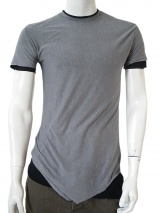 Nicolas & Mark Asymmetric T-Shirt
